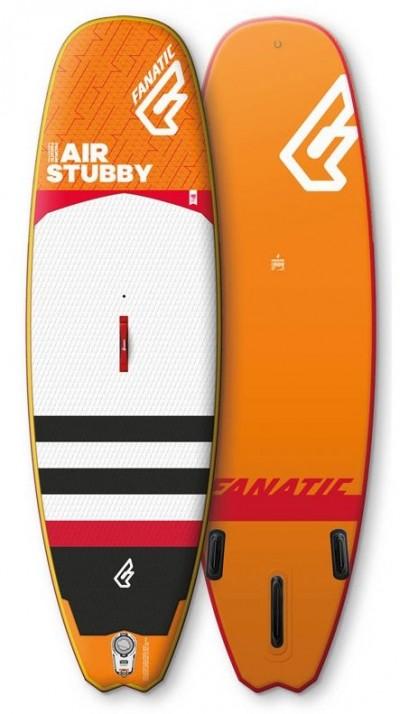 Fanatic Stubby Air (2018) SUP deszka SUP DESZKA