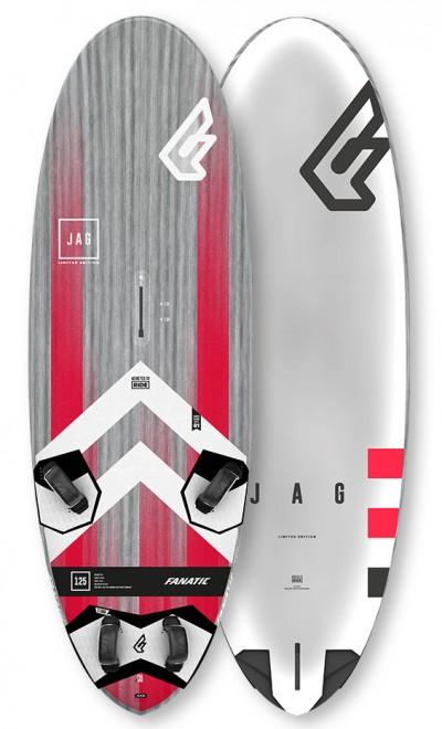 Fanatic JAG LTD 125 (2019) windsurf deszka WINDSURF DESZKA