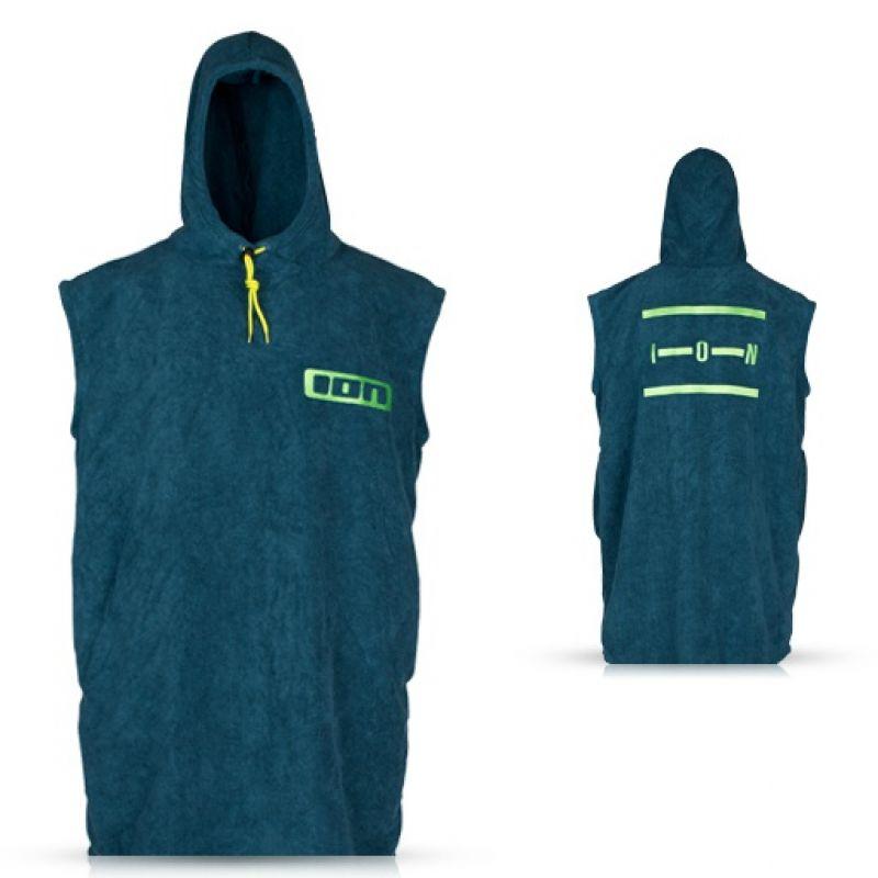 ION Poncho Petrol (2017) átöltöző ruha KIEGÉSZÍTŐK