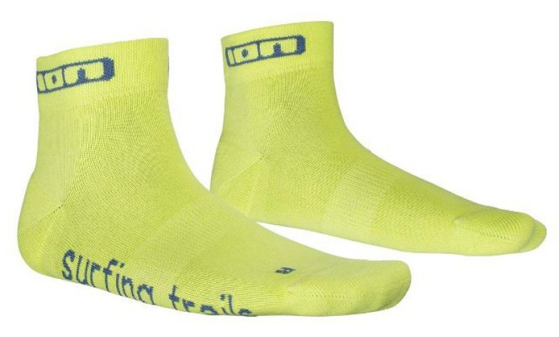 ION Socks Short Role Lime Punch (2017)