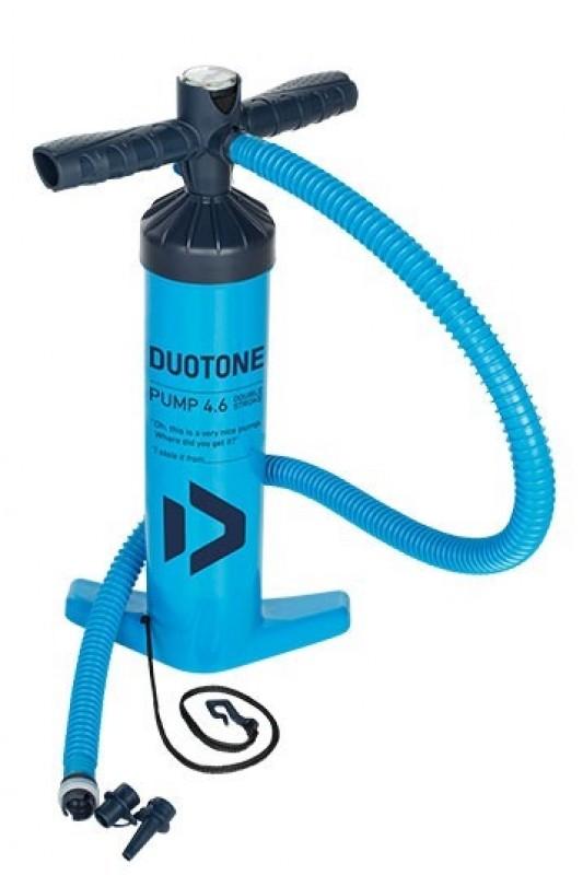 Duotone Kite Pump Blue L (2019) KITE TARTOZÉKOK