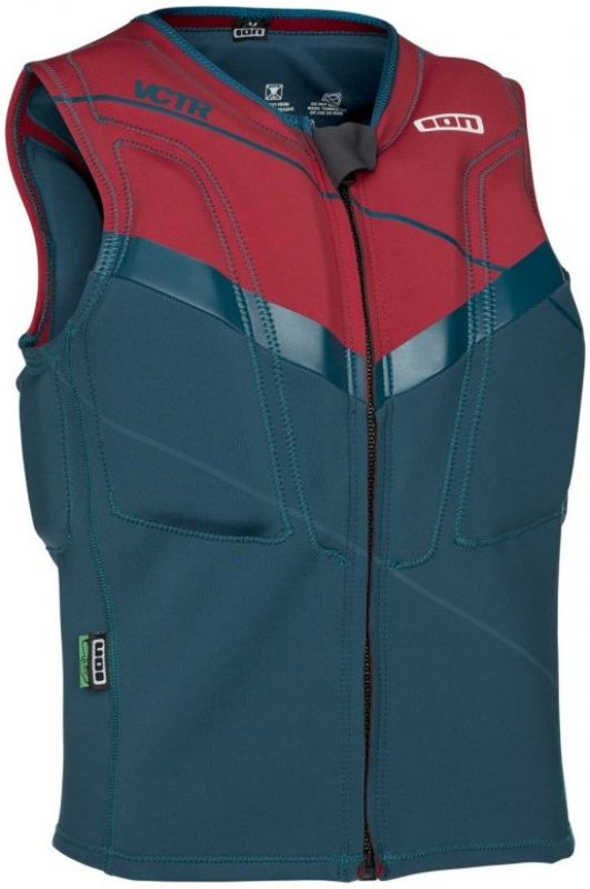 ION Vector Vest Emerald (2016)  MELLÉNY
