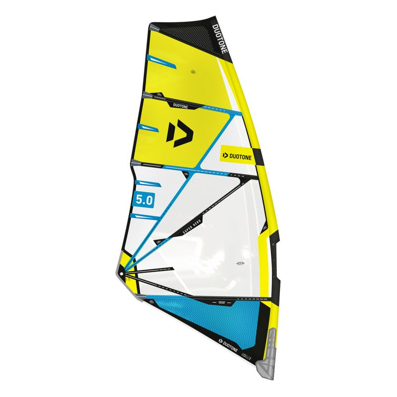 Duotone Super Hero (2019) windsurf vitorla WINDSURF VITORLA