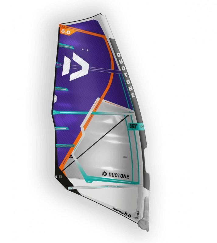 Duotone Super Hero (2021) windsurf vitorla WINDSURF VITORLA