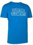 ION Tee SS Surfing Elements (2017) póló PÓLÓ
