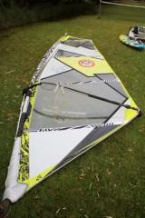 North Sails Idol Code VI 4.5 (2013-as) windsurf vitorla     WINDSURF VITORLA