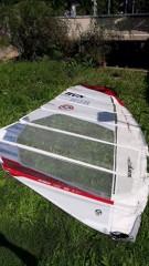 North Sails Warp 10.0 (2007-es) windsurf vitorla     WINDSURF VITORLA
