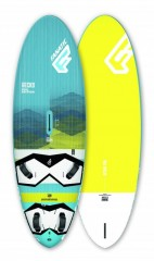 Fanatic Gecko Foil Edition (2018) windsurf deszka