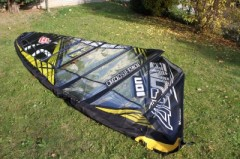 Point-7 AC-One 7.1 (2017-es) windsurf vitorla
