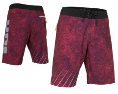 ION Boardshorts Logo Red (2018)