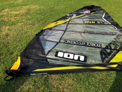 Point-7 AC-One 8.6 (2018-as) windsurf vitorla