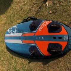 Starboard iSonic 85 (2019-es) windsurf deszka WINDSURF DESZKA