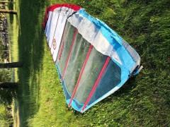 North Sails Warp 7.8 (2017-es) windsurf vitorla WINDSURF VITORLA